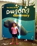 Dugongs Discovery Exhibit at Sea World