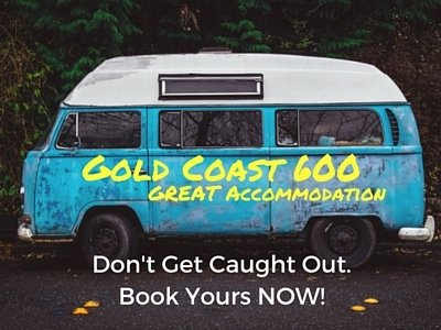 Gold Coast 600 Accommodation - Get in Quick or miss out!