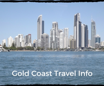 Travel Information for Gold Coast.