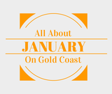 Find out about January in Gold Coast