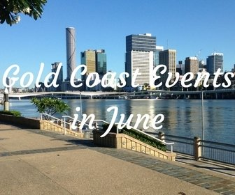 Gold Coast events in June