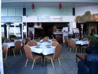 Matsuzaka Restaurant at Aqua Labrador. Teppanyaki and Chinese.