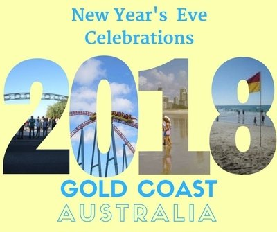 New Years Eve on Gold Coast 2017 to 2018