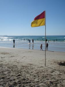 Patrolled Gold Coast beaches
