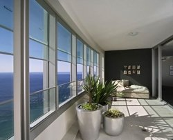 Q1 Gold Coast Resort Apartments have a fabulous view