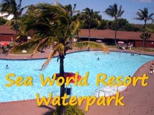 Sea World Water Park circa 2009