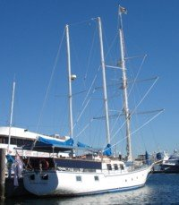 Take a Tall Ship Cruise on The Sir Henry Morgan or their other tall ship Maranoa