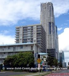 Surfers Paradise Accommodation Options. From 3 Star to 5 star in one block!