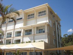 Tangalooma Resort Apartments are one option to stay over at Tangalooma