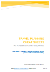 Travel Planning Cheat Sheets and Resources