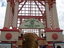 Welcome to Pacific Fair Shopping Centre!