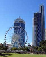 Wheel of Surfers Paradise