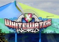 WhiteWater World. If you buy a World Pass you can go between the two parks, but be prepared.